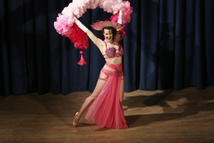 Straight Classic at Miss Burlesque Scotland